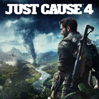 Just Cause 4 Game Box