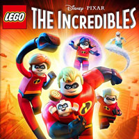 LEGO The Incredibles Game Box
