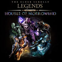 The Elder Scrolls: Legends - Houses of Morrowind Game Box