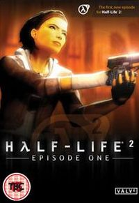 Half-Life 2: Episode One Game Box