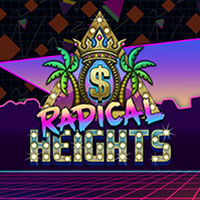 Radical Heights Game Box