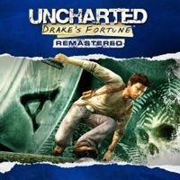 Uncharted: Drake's Fortune Game Box