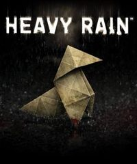 Heavy Rain Game Box