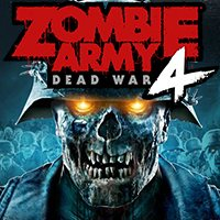 Zombie Army 4: Dead War Game Box
