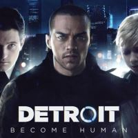 Detroit: Become Human Game Box