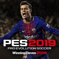 Pro Evolution Soccer 2019 Game Box