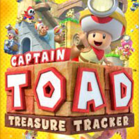 Captain Toad: Treasure Tracker Game Box