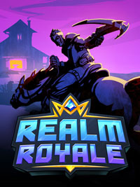 Realm Royale Game Box