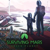 Surviving Mars: Green Planet Game Box