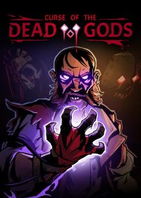 Curse of the Dead Gods Game Box