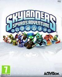 Skylanders: Spyro's Adventure Game Box