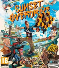 Sunset Overdrive Game Box