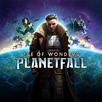 Age of Wonders: Planetfall Game Box