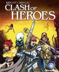 Might & Magic: Clash of Heroes Game Box