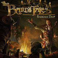 The Bard's Tale IV: Director's Cut Game Box