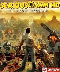 Serious Sam HD: The Second Encounter Game Box
