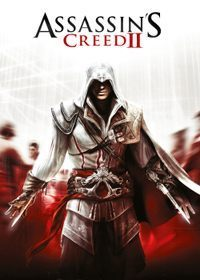 Assassin's Creed II Game Box