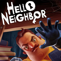 Hello Neighbor Game Box