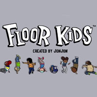 Floor Kids Game Box
