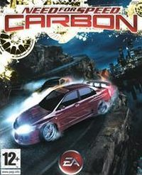 Need for Speed Carbon Game Box