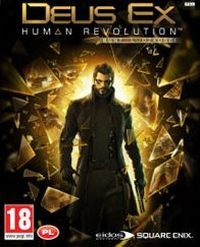 Deus Ex: Human Revolution Game Box