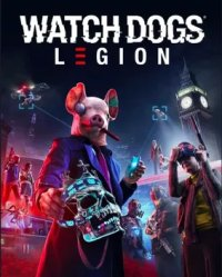 Watch Dogs: Legion Game Box