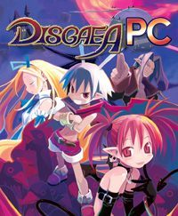Disgaea PC Game Box