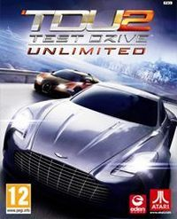 Test Drive Unlimited 2 Game Box