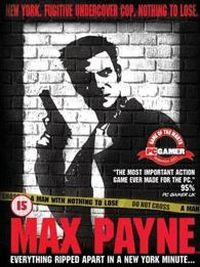 Max Payne Game Box