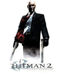 Hitman 2: Silent Assassin Game Box