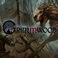 Grimmwood: They Come at Night Game Box
