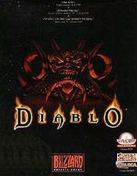 Diablo Game Box