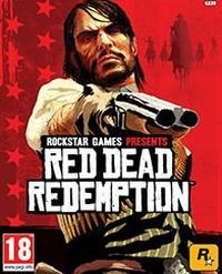 Red Dead Redemption Game Box
