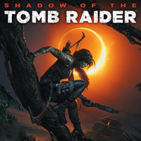Shadow of the Tomb Raider Game Box