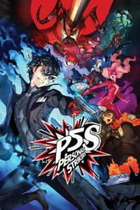 Persona 5 Strikers Game Box