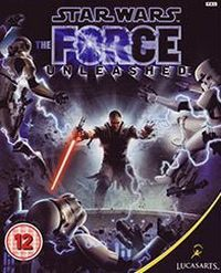 Star Wars: The Force Unleashed Game Box