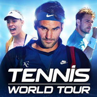 Tennis World Tour Game Box