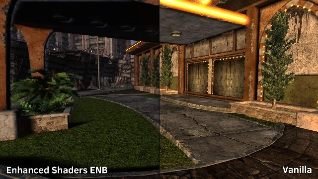 Fallout: New Vegas GAME MOD Enhanced Shaders v ENB263