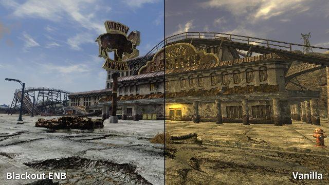 Fallout 4 Enbseries скачать