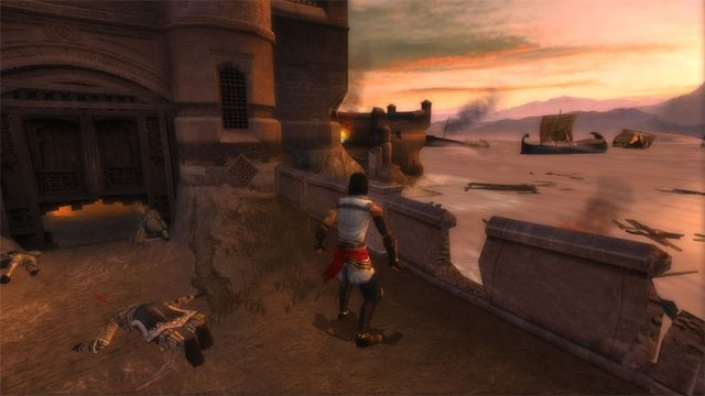 Prince of persia warrior within video files