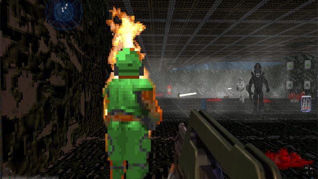 Doom (1993) GAME MOD Aliens: The Ultimate Doom v 2017 1 1 - download