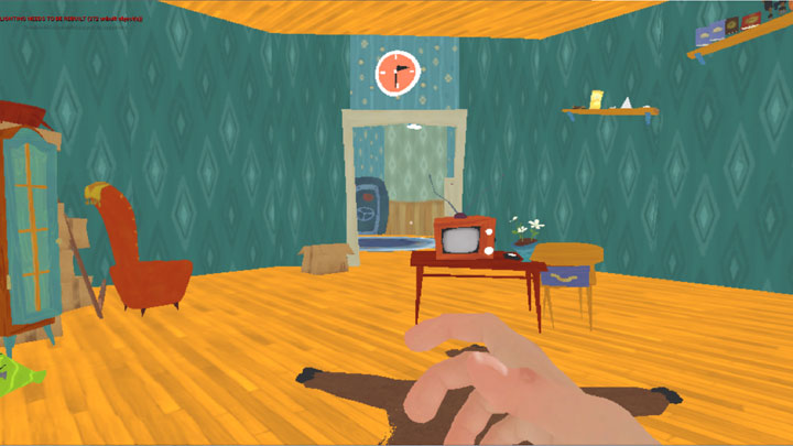 Hello Neighbor GAME MOD New Home for a Neighbor - download