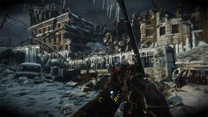 Metro Exodus GAME MOD Metro Exodus Immersive Reshade v 1 0