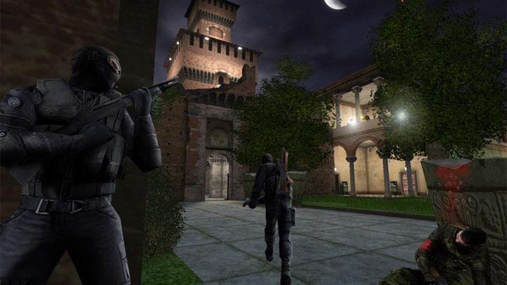 Tom clancy's rainbow six 3: raven shield game mod rainbow six.