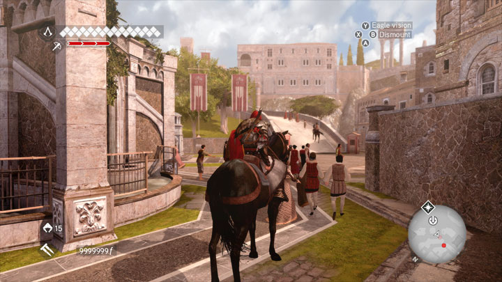 Assassin's Creed: Brotherhood mod Visual and Texture Modification v.beta1