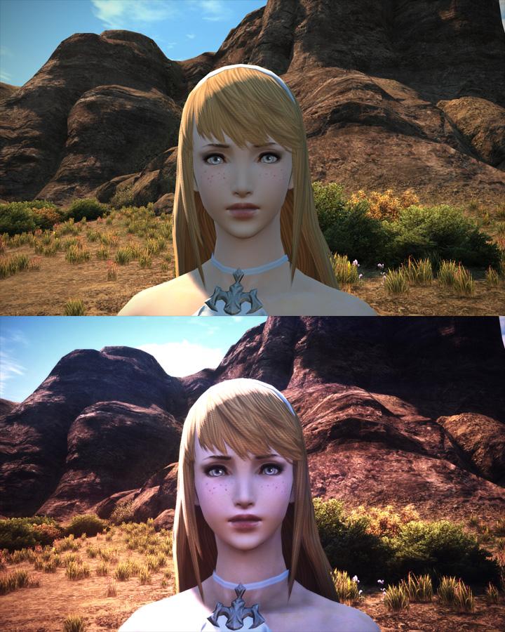 Final Fantasy XIV: A Realm Reborn GAME MOD Owl's FFXIV Fantasy