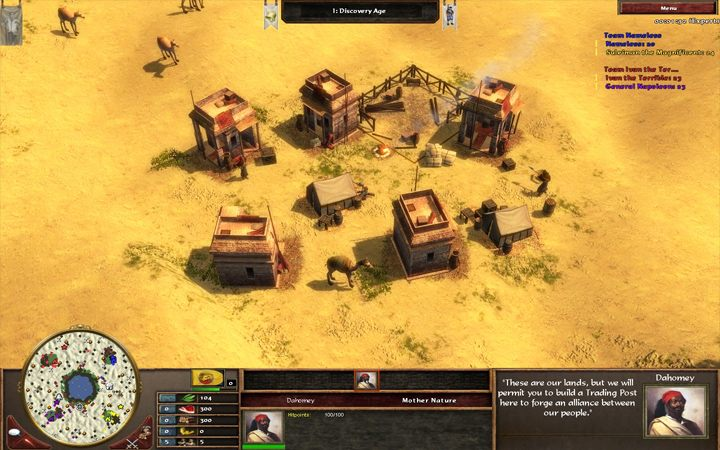Age of Empires III: The Asian Dynasties mod Asian Dynasties Improvement Mod