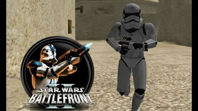Star Wars: Battlefront II (2005) GAME MOD Galactic Civil War ll