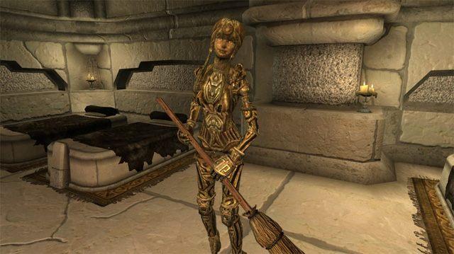 The Elder Scrolls V: Skyrim GAME MOD The Lost Dwemer Castle