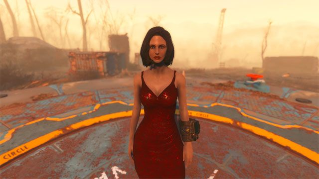 Fallout 4 GAME MOD Caliente's Beautiful Bodies Enhancer